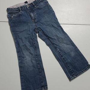 Gap Toddler 4 Adjustable Blue Jeans 👖
